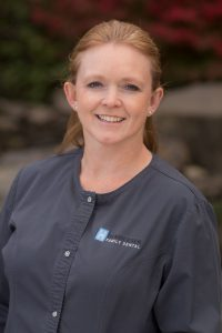 Headshot of Kim, Registered Dental Assistant at Henricksen Family Dental